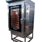 Forno turbo industrial